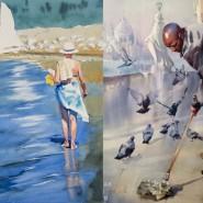 Выставка Андрея Есионова «Равновесие» фотографии