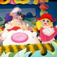 Кукольный спектакль «Красная шапочка» фотографии