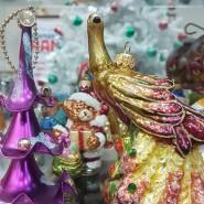 Выставка «Фабрика ёлочных игрушек» фотографии