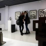 Выставка Массимо Гьотти «Гуманность металла» фотографии