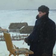 Выставка «Песни о родине Лотфуллы Фаттахова» фотографии