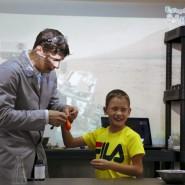 День космонавтики в Музее естественной истории Татарстана 2021 фотографии