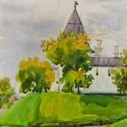 Выставка-продажа картин «Казань, которой уже нет…» фотографии