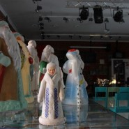 Новогодняя выставка в Казанском музее соцбыта 2020/21 фотографии