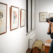 Выставка «Дмитрий Красильников (1903–1951). Живопись, графика» фотографии