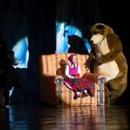 Новогоднее шоу «Маша и Медведь. Очень детективная история» 2021 фотографии
