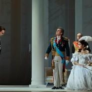 Опера «Евгений Онегин» фотографии