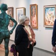 Выставка «Матисс. Пикассо. Шагал. Искусство Западной Европы 1910-1940-х годов в собрании Эрмитажа» фотографии