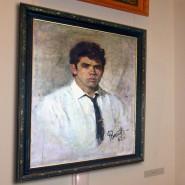 Выставка Рифката Вахитова «История и личность» фотографии