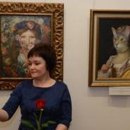 Выставка «Никас Сафронов. Избранное» фотографии
