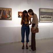 Выставка Евгения Голубцова «Песня для короля» фотографии