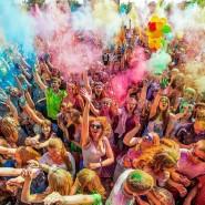 Фестиваль красок Colors 2019 фотографии