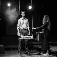 Спектакль «Анна Герман. Страдания, запечатленные временем» 2017 фотографии