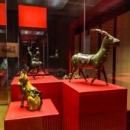 Интерактивная программа «Искатели счастья или тайны китайской картинки» по выставке «Пять символов счастья» 2021 фотографии