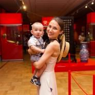 Семейная программа «Family travel» по выставке «Пять символов счастья» 2021 фотографии
