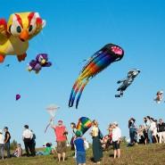 Фестиваль бумажных змеев 2021 фотографии