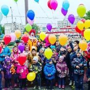 Открытие «Макдоналдс» на Кремлевской набережной 2021 фотографии