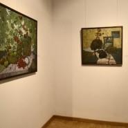 Выставка Исмагила Минтагировича Халилуллова «к 90-летию со дня рождения художника» фотографии