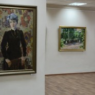 Выставка «Баки Урманче «Я наслаждаюсь только самой работой…» фотографии