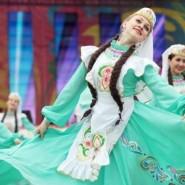 Фестиваль татарского фольклора «Түгәрәк уен» 2017 фотографии