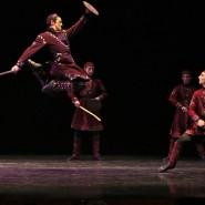 Шоу Королевского национального балета Грузии 2021 фотографии