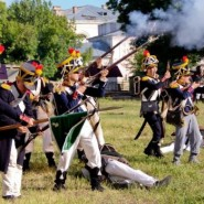 Фестиваль «Восток – Запад: Отечественные войны России» 2020 фотографии