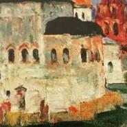 Выставка «К истокам». Живопись, графика» фотографии