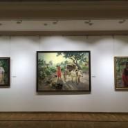 Выставка Баки Урманче фотографии