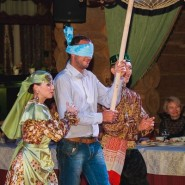 Театрализованное фольклорное шоу «KAZAN» 2021 фотографии