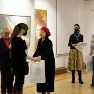 Выставка «Коллекция картин о Родине» фотографии