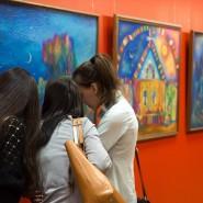 Выставка Наили Кумысниковой «Кожаная мозаика» фотографии