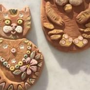 Мастер-класс «Волшебный мир керамики» 2020 фотографии