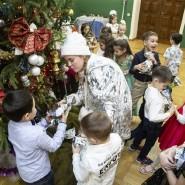 Новогодняя программа в центре «Эрмитаж-Казань» 2020/2021 фотографии