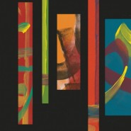 Выставка каллиграфа Левента Карадумана «Новые слова» фотографии