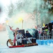Фестиваль кастомных санок «Сани Казани» 2019 фотографии