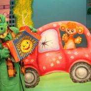 Кукольный спектакль «Приключения Чебурашки» фотографии