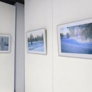 Выставка Юрия Филимонова «Зима» фотографии