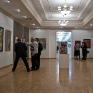 Акция «Ночь искусств» в Художественной галерее «Хазинэ» 2018 фотографии