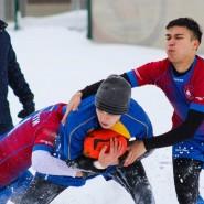 Студенческий фестиваль по регби «Снежный Зилант» 2020 фотографии