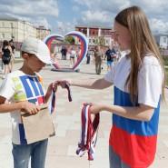 День государственного флага России 2021 фотографии