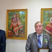 Выставка Фирината Халикова «Живопись. Графика. К 60-летнему юбилею» фотографии