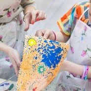 Детские мастер-классы в клубе «Кремлик» 2019 фотографии