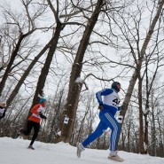 Чемпионат и первенство Казани по зимнему триатлону 2021 фотографии