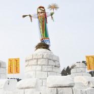 Музейная Масленица в Казани 2021 фотографии