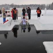 Крещенские купания в Казани 2018 фотографии