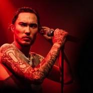 Концерт рэп-исполнителя СКРИПТОНИТа 2017 фотографии