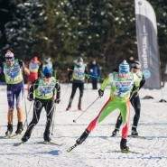 Казанский лыжный марафон 2018 фотографии