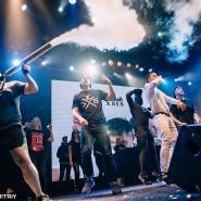 Концерт группы «Хлеб» 2018 фотографии