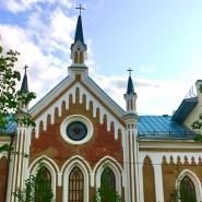 Лютеранская церковь святой Екатерины фотографии
