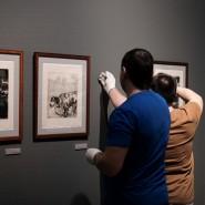 Онлайн-занятие «Музейное закулисье» 2020 фотографии